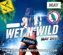 Wet and Wild Party May