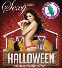 Sexy Halloween Party October