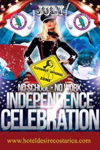 Independence Day Party July