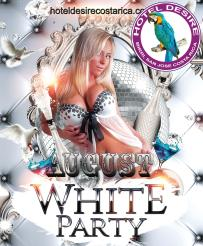 White Passion Party August