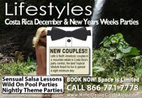 Lifestyle New Years Party
