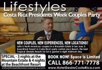 Presidents Week Couples Lifestyle Party