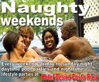 Naughty weekends